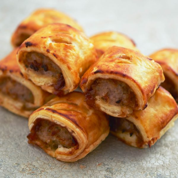 Sausage Roll Pile