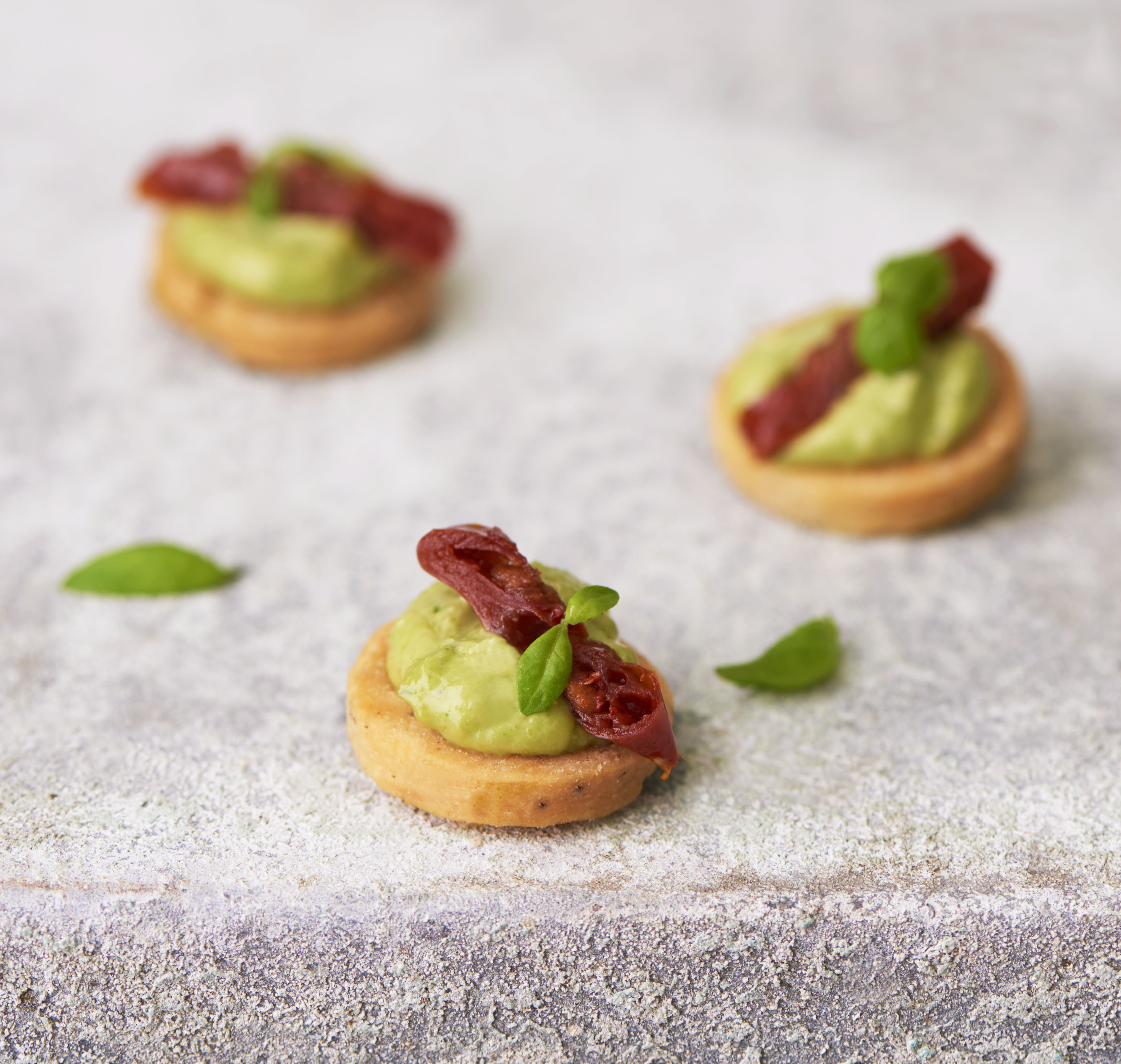 Shortbread & Pesto 3